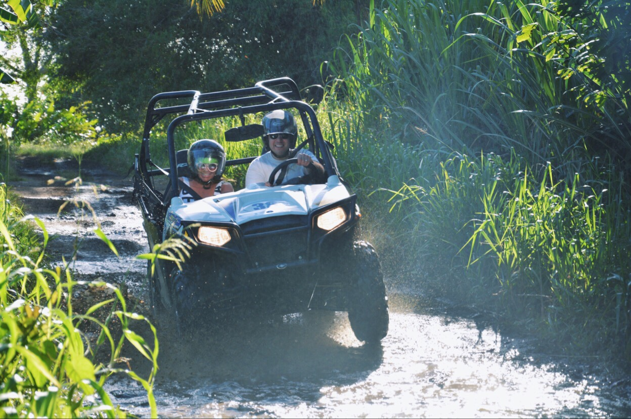 Discovering Grenada, Dune Buggy Adventure Tour