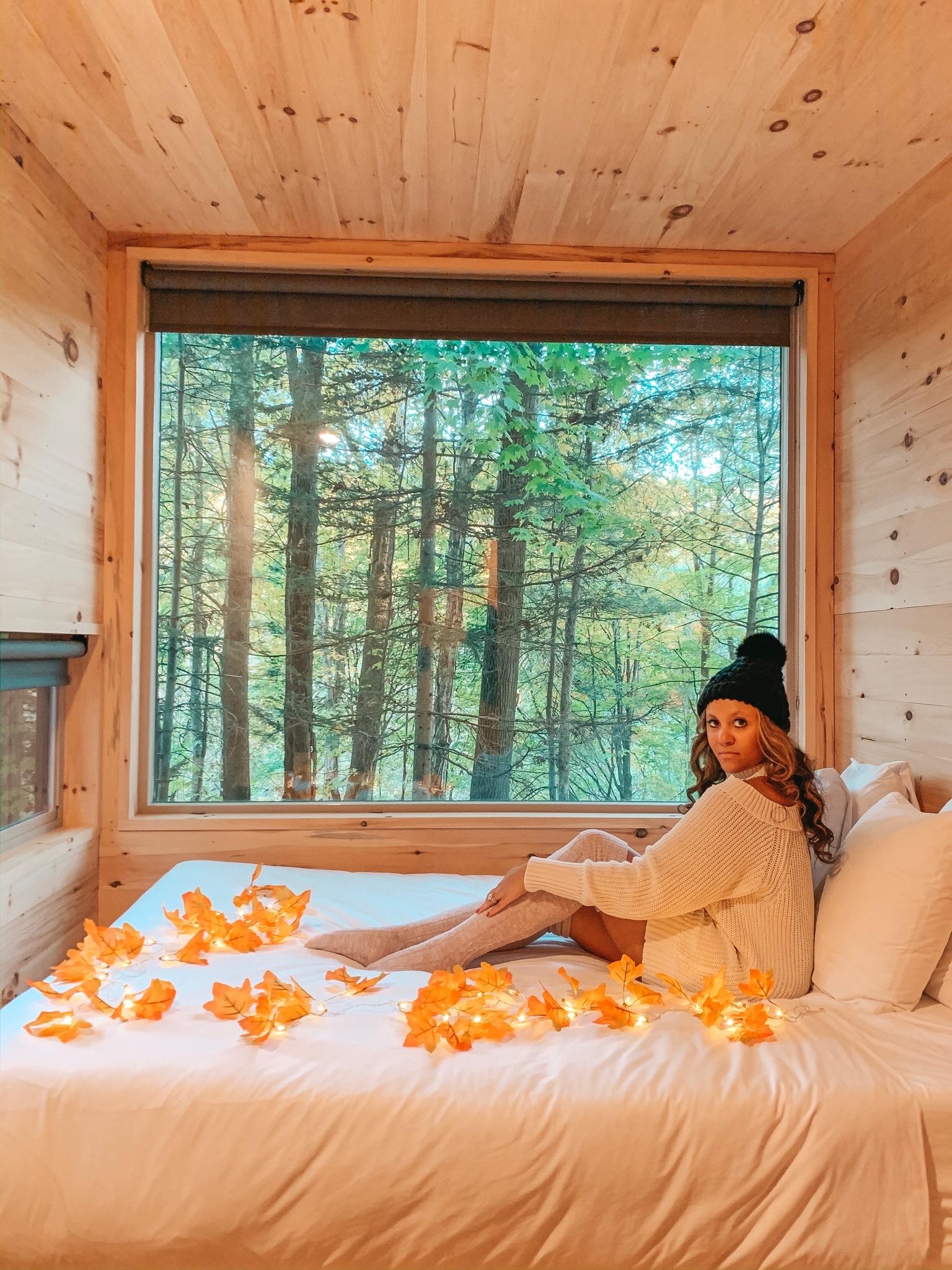 Getaway modern cabins experience