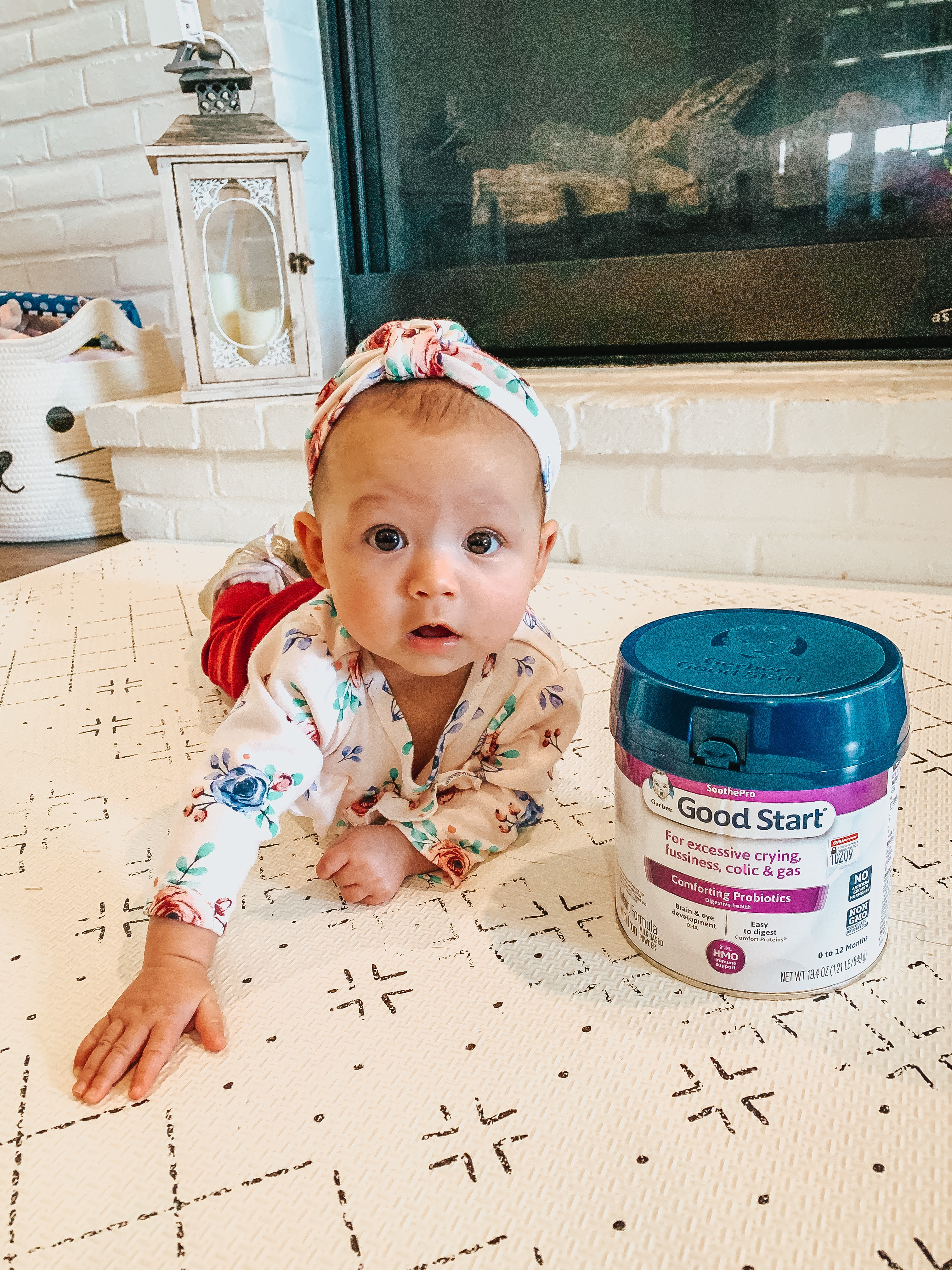 How we supplement and ease baby's excessive fussiness